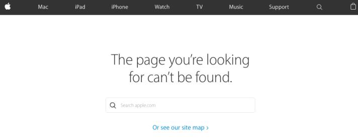 404applesite